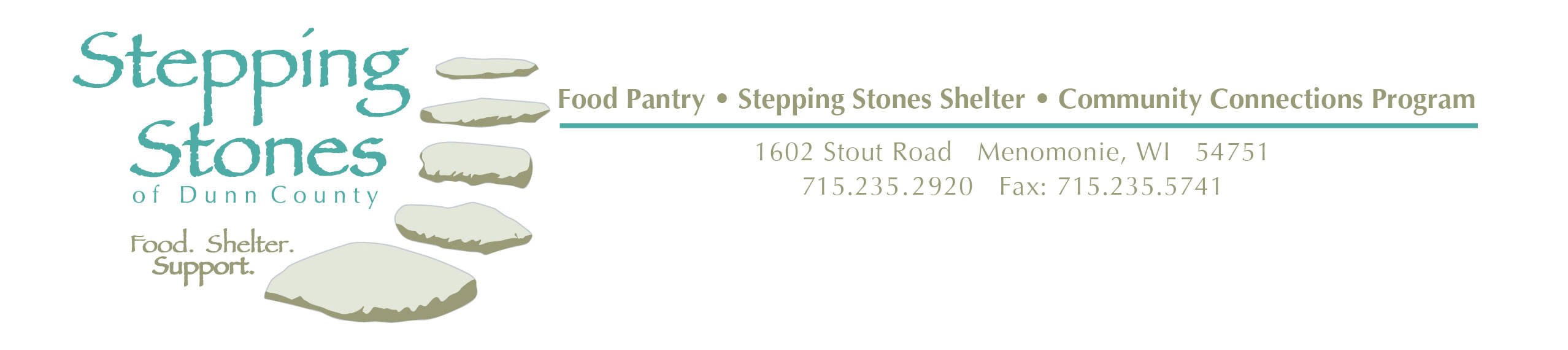 Stepping Stones Header